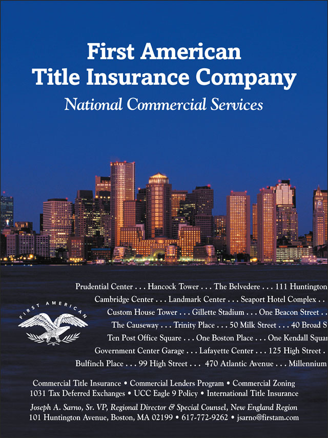 Portfolio First American Title Insurance Ad And Photo